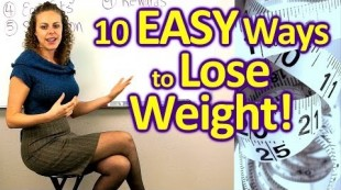 EASY Ways to Lose Weight & Get Healthy
