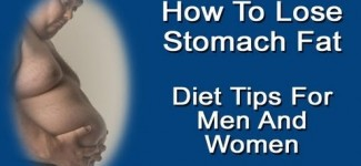 How to Lose Stomach Fat