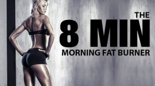 MORNING Workout (Fast Morning FAT BURNER!!)