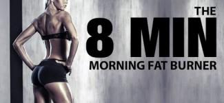 MORNING Workout (Fast Morning FAT BURNER!!)