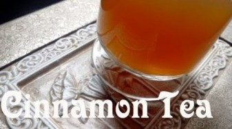 How to Make Weight Loss Cinnamon Honey Tea