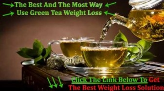 How to Make Weight Loss Green Tea